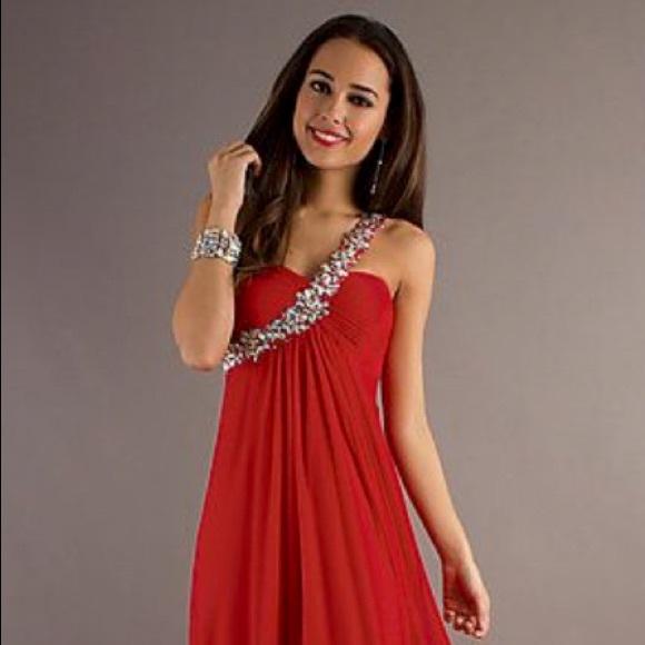 Xscape Dresses | Prom Dress Size 4 Tailored For 52 Girl | Poshmark